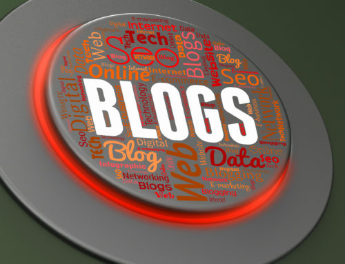 Your Company Needs a Blog.  Blogging is a Great Marketing Tool